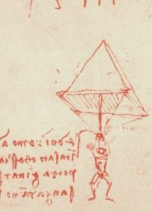 Leonardo Da Vinci Resume Parachute Léonard De Vinci  Leonardo Da Vinci  Pinterest  Drawings