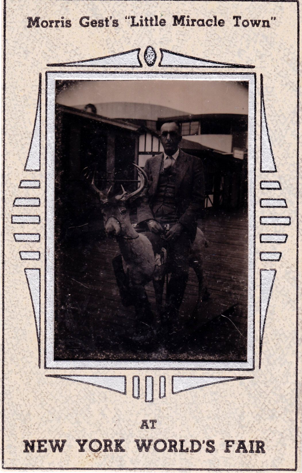 New York World's Fair 1939, Little Miracle Town