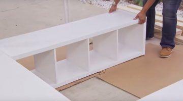 wenn man ein kleines zimmer hat muss man etwas kreativ sein um raum zu generieren man kann. Black Bedroom Furniture Sets. Home Design Ideas