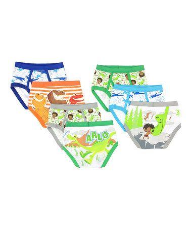 Loving this The Good Dinosaur Underwear Set - Toddler on #zulily! #zulilyfinds