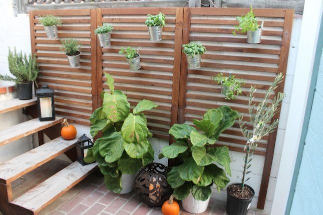 vallas de jardin ikea