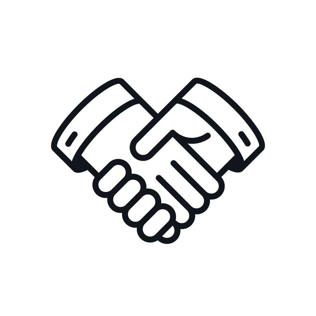 I Made A Lil Handshake Icon And I M Very Proud Of It Because Hands Are Hard To Draw Icon Icon Iconography Design Graphicdesign Handshake