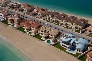 Palm Islands Dubai Bing Images Dubai Houses Palm Island Palm Island Dubai