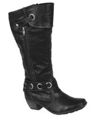 e8ef4ffeeedaf Boots Rieker Womens Annabelle buy online Canada - ShoeMe.ca | Shoes ...