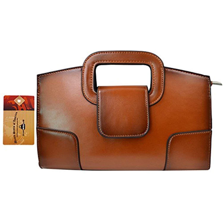 Vintage Handbags Women Casual Clutch Party Purse Lock