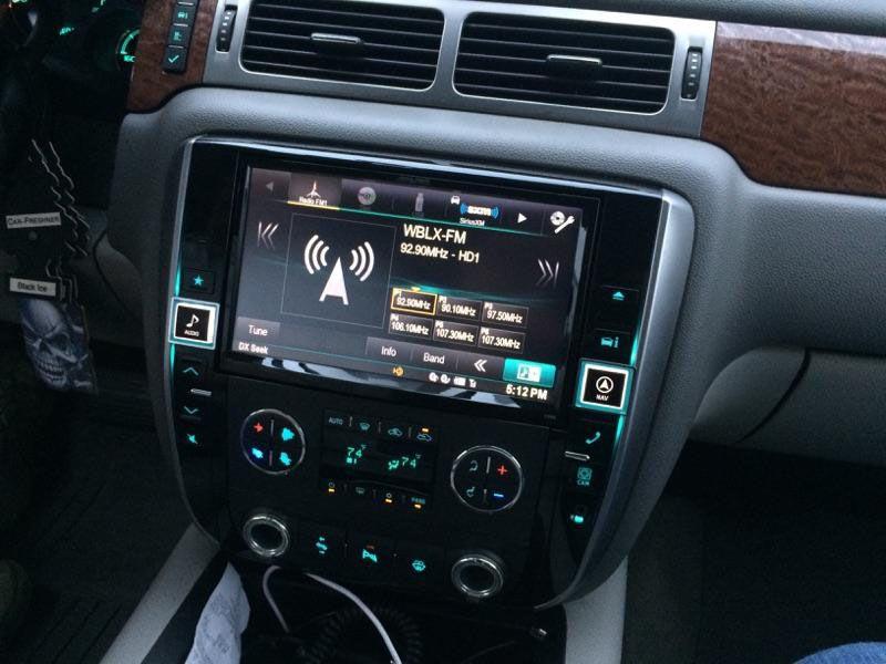 what alpine speakers fit my car