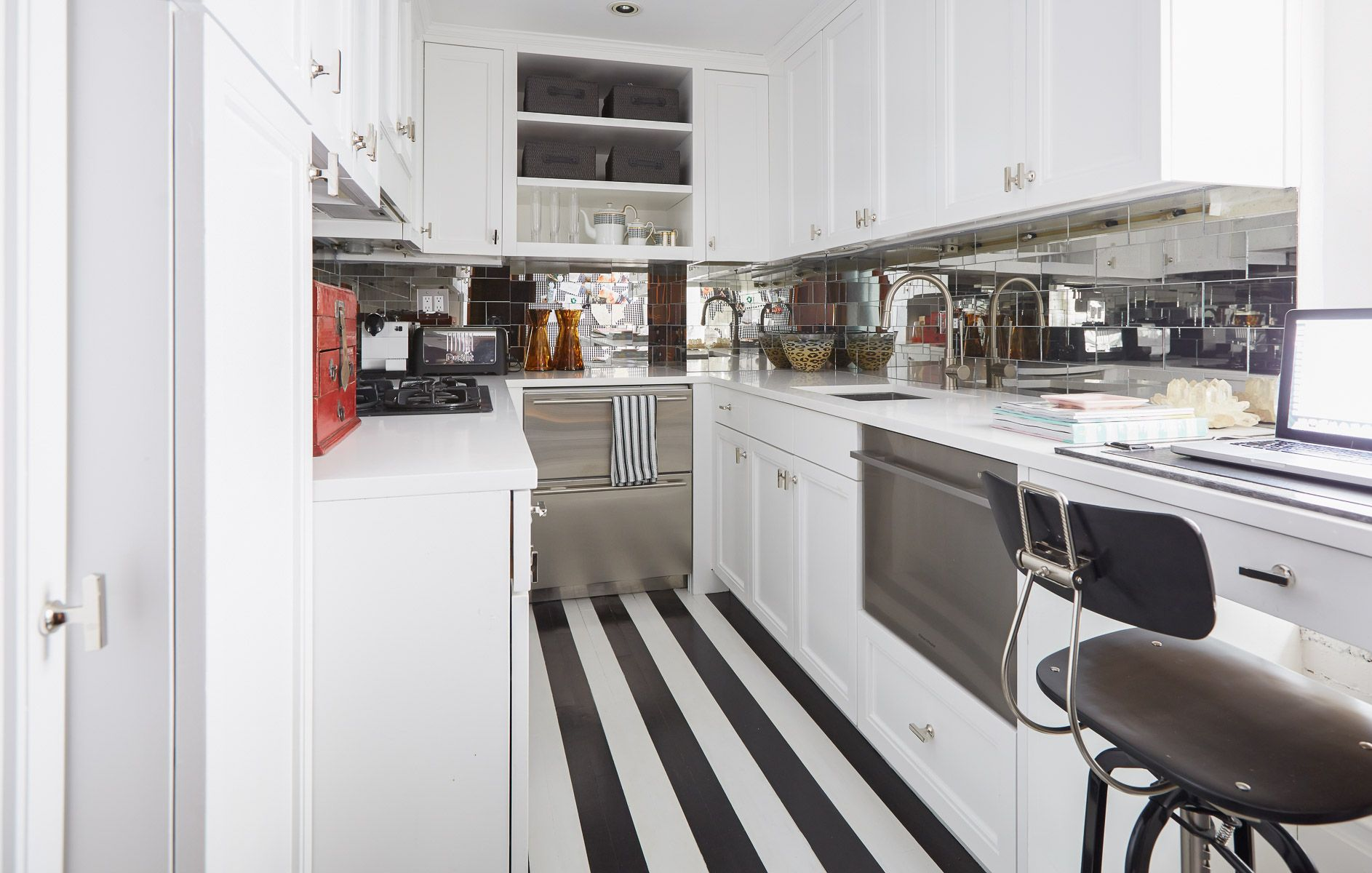 Carole Radziwill Residence - She doesn\'t cook and originally wanted ...