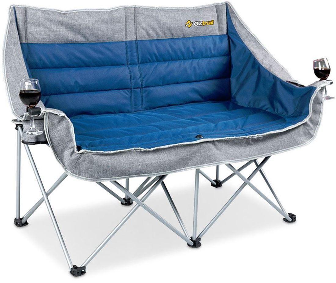 Galaxy 2 Seater Chair Kamp Malzemeleri Kamp Modern
