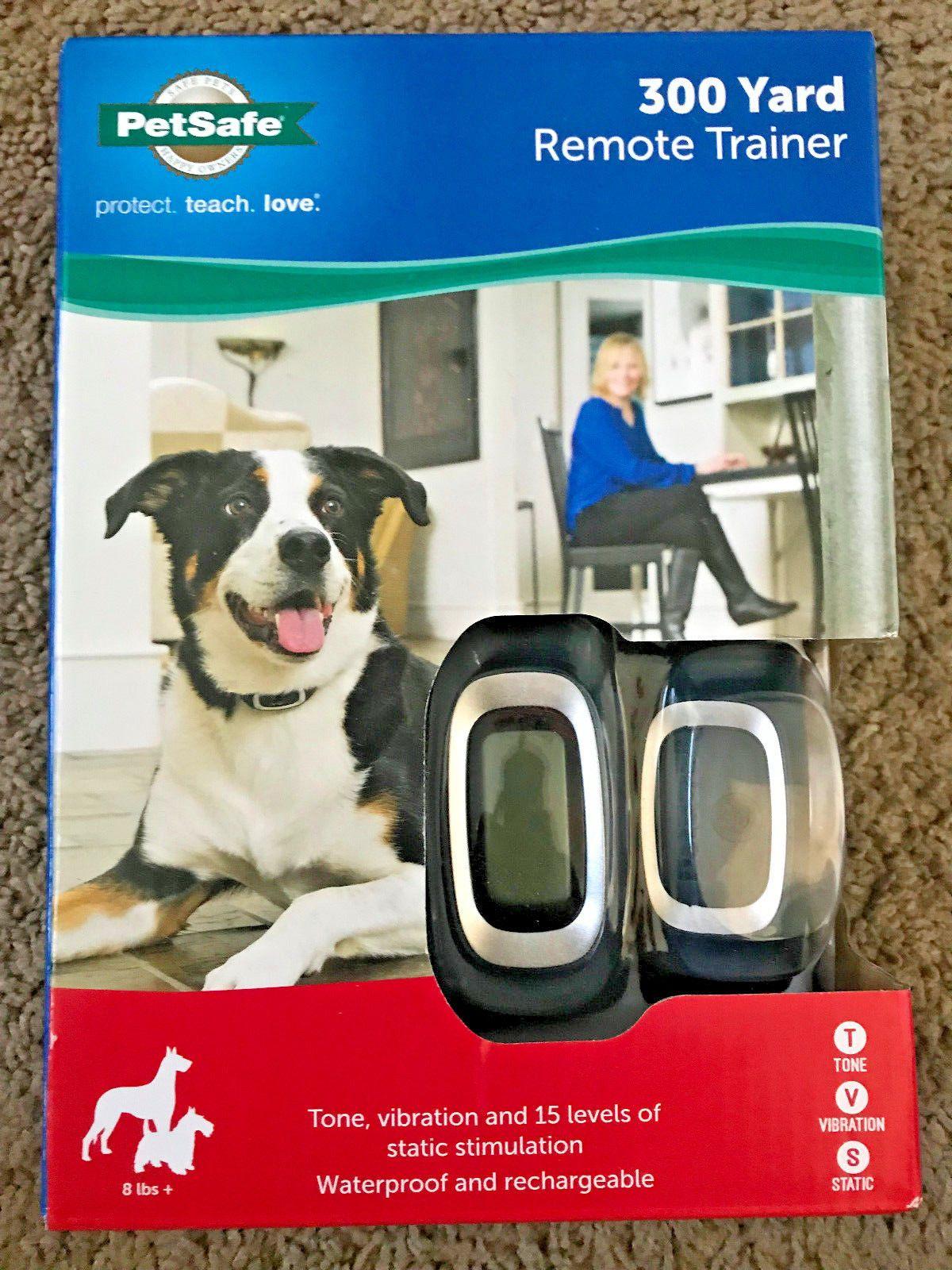 Bark Collars 66774 Petsafe Remote Trainer Collar For Dogs Pdt00