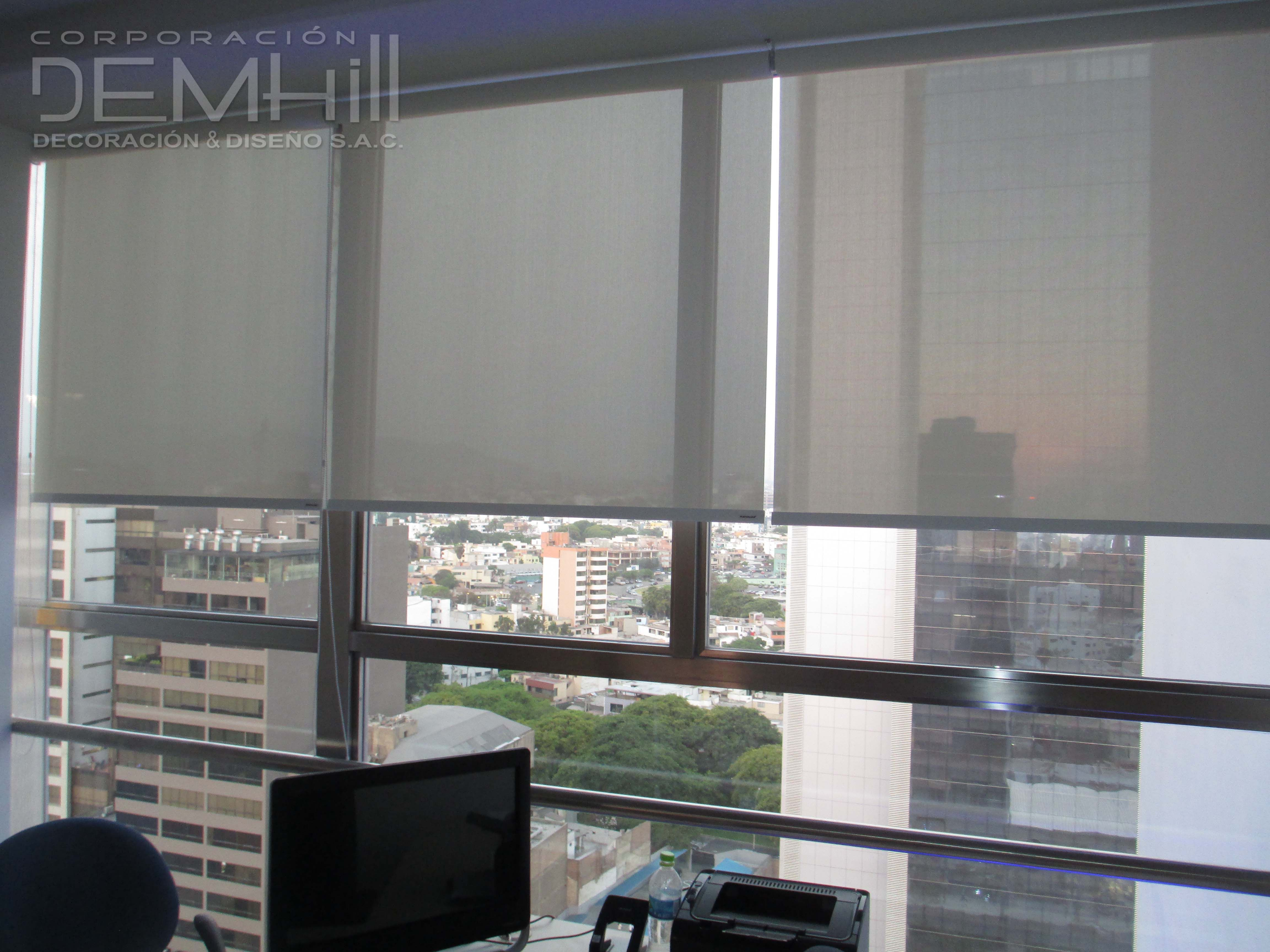 Demhill Cortinas Roller Lince, Lima, Per Wwwdemhillcompe
