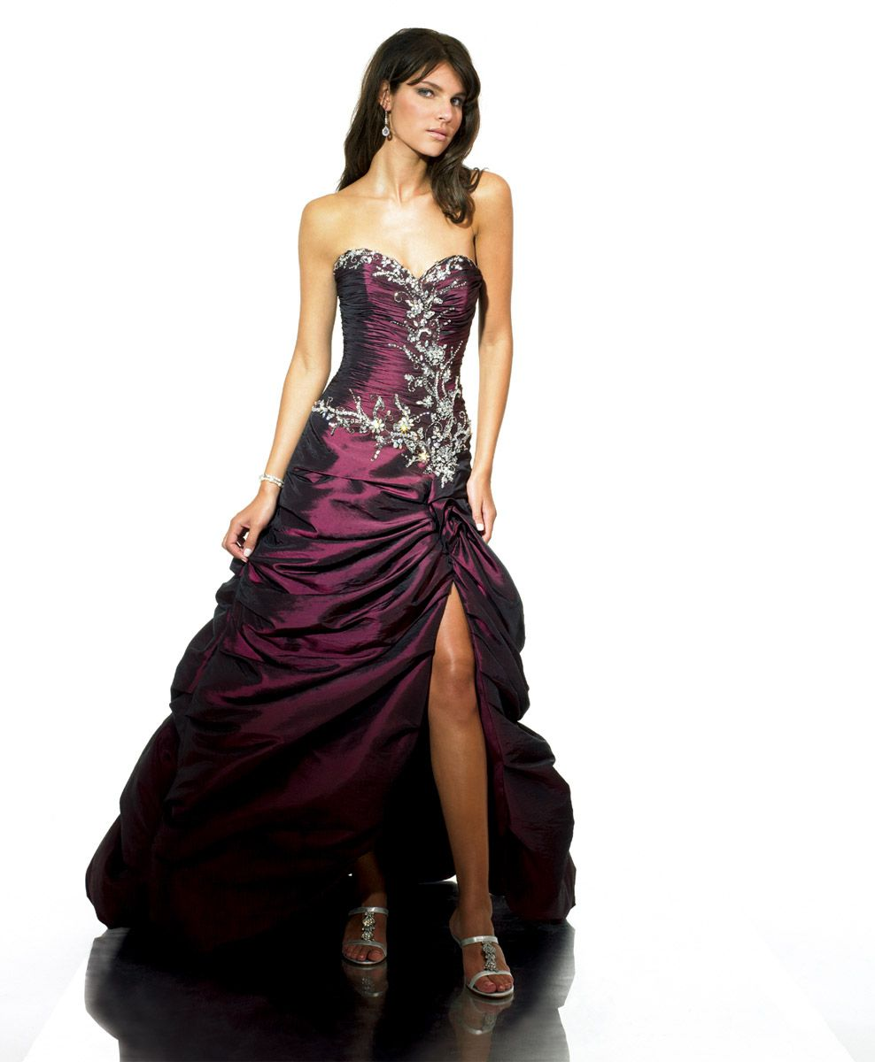 Most Beautiful Prom Dresses Ball Gown: If I Had Been Allowed To Pick My Prom Dress.... (With