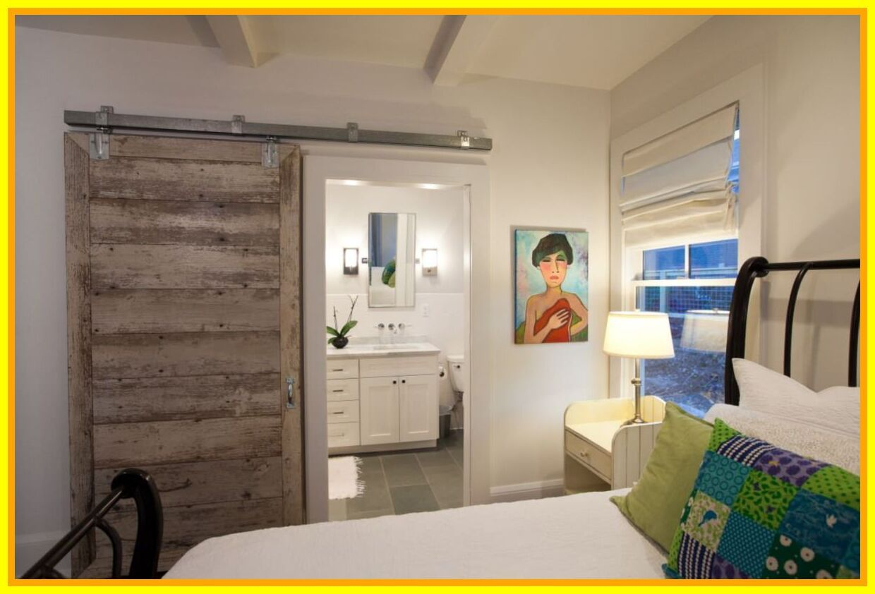 10 reference of door options for small bedroom  Barn bedrooms
