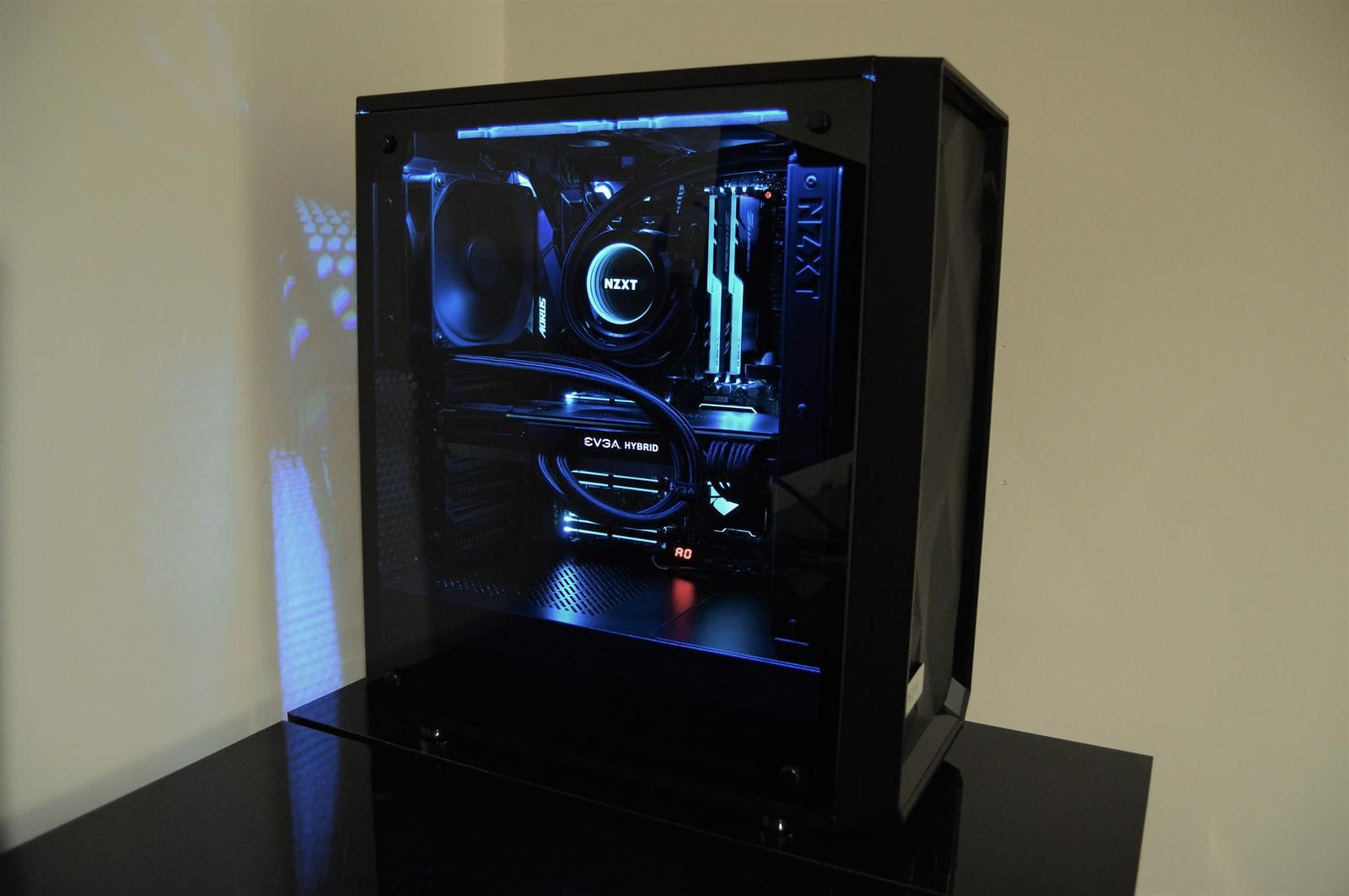 Jay Dubs S Completed Build Core I7 8700k 3 7 Ghz 6 Core Geforce Gtx 1080 Ti 11 Gb Sc2 Hybrid Gaming Meshify C Dark Tg Atx Computer Setup Custom Pc Pc Setup,Types Of Quasi Experimental Research Design