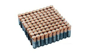 Duracell Coppertop Duralock Battery Mega Pack 100 Aa Or Aaa Batteries Duracell Duracell Batteries Things To Sell