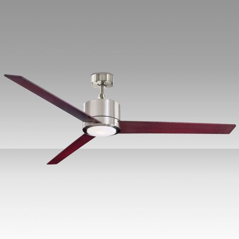 M flute 3 blade dimmable ceiling fan light decor pinterest flyte m ceiling fan with light and wall control remote diameter aloadofball Images
