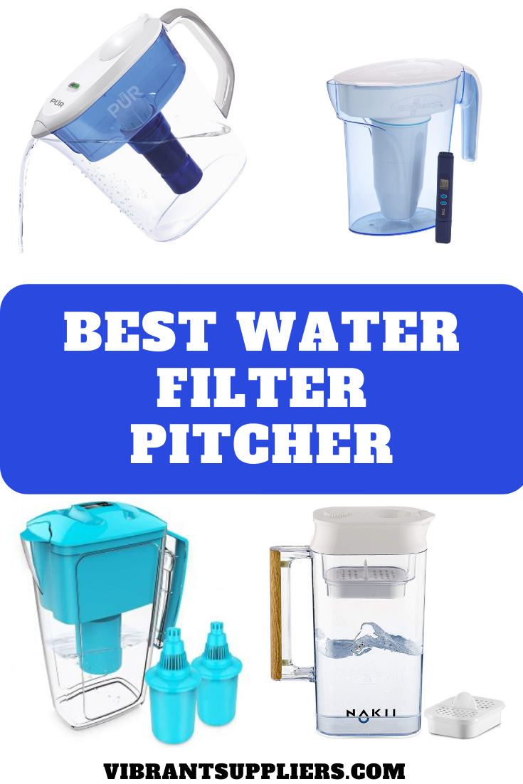 Find Out Best Water Filter Pitcher For Kitchen Dining In 2020