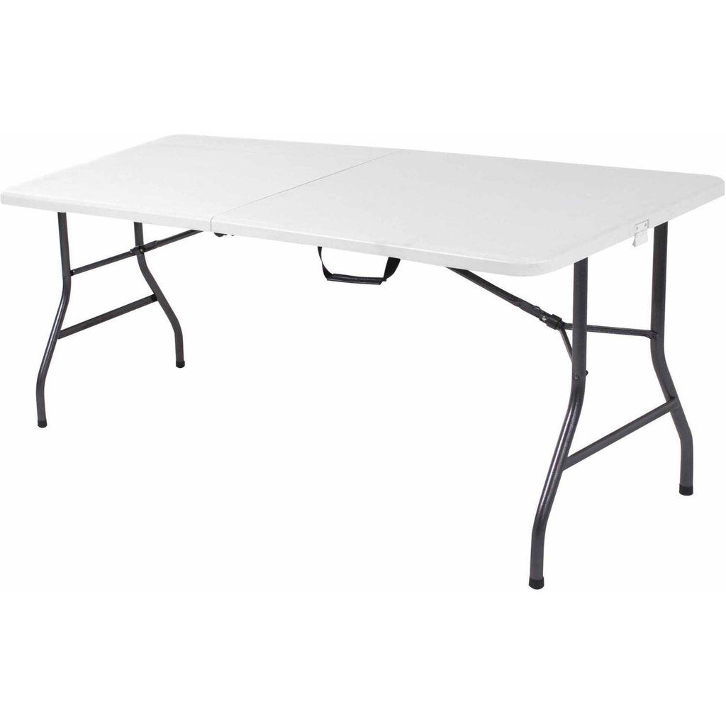 Cosco 6 Centerfold Table Multiple Colors Table Table