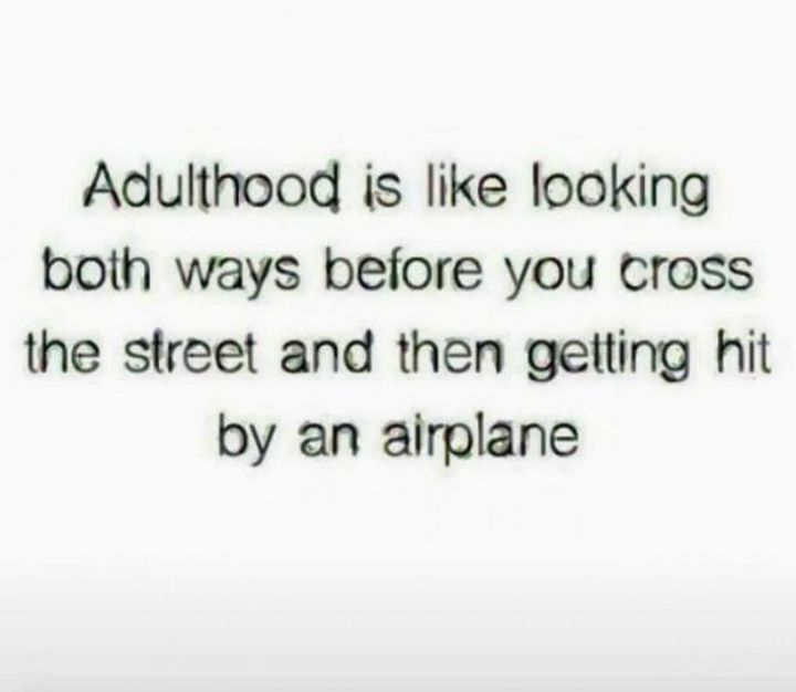 23 Funny Adult Quotes Youll Relate To If You Think Being An Adult