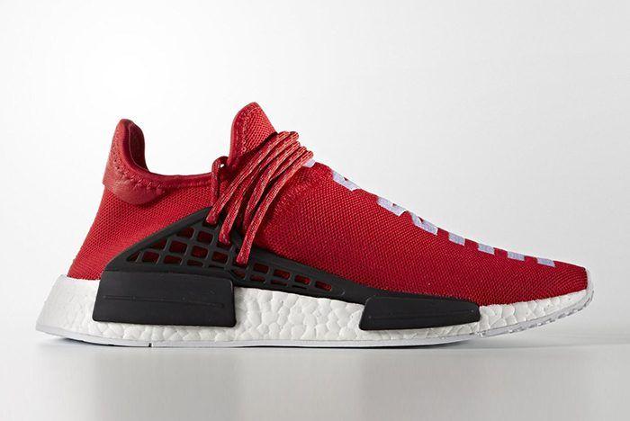 impressive designs red black. Pharrell X Adidas NMD \ Impressive Designs Red Black :