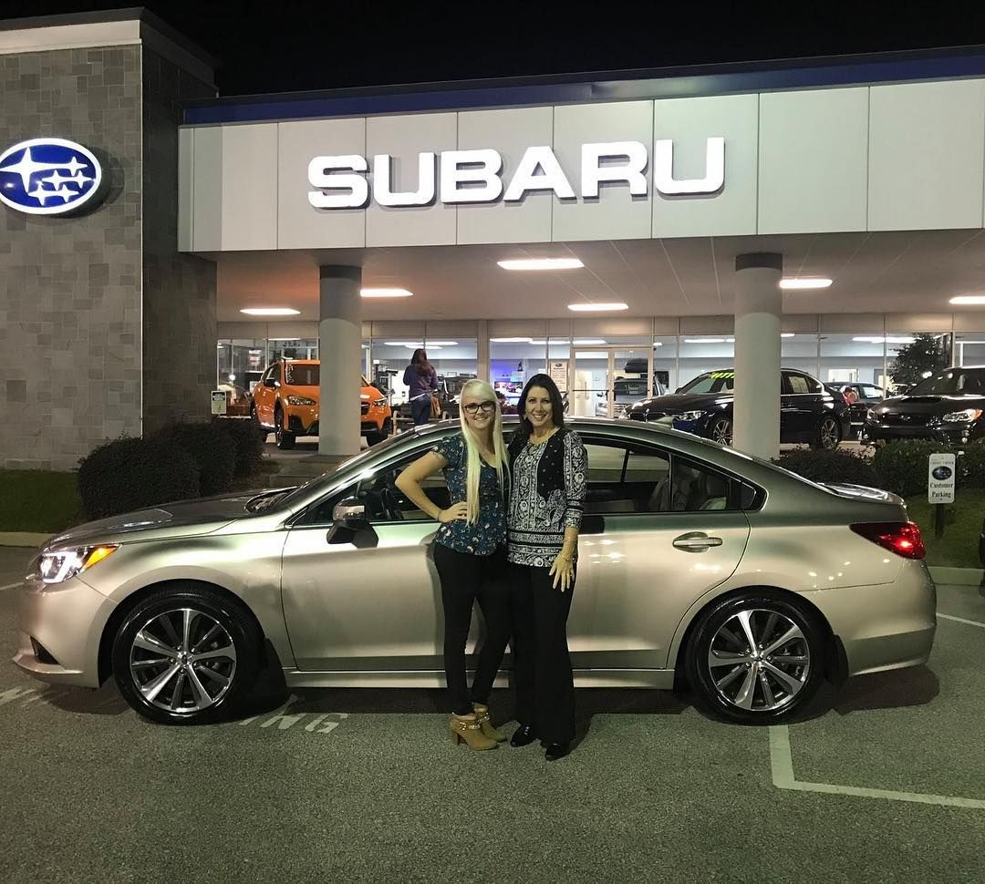 Congratulations To Korey A Nurse At Cape Fear Valley Hospital And Her Husband A Fire Fighter Locally On Their Purchase Of A Cert Firefighter Subaru Hospital