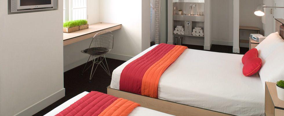 Hotels Pod 51 Ny