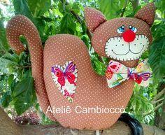 Peso de Porta para decoração, confeccionado em tecido 100% algodão.  Cor à escolha do cliente.