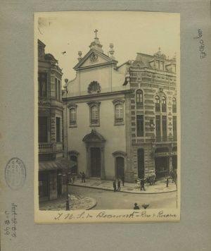 Igreja de Nossa Senhora da Conceição e Boa Morte - Fragmentos georreferenciados da nossa história