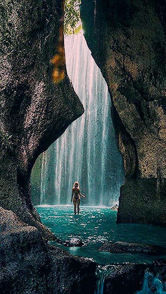 Photo of Takad Cepung Waterfall