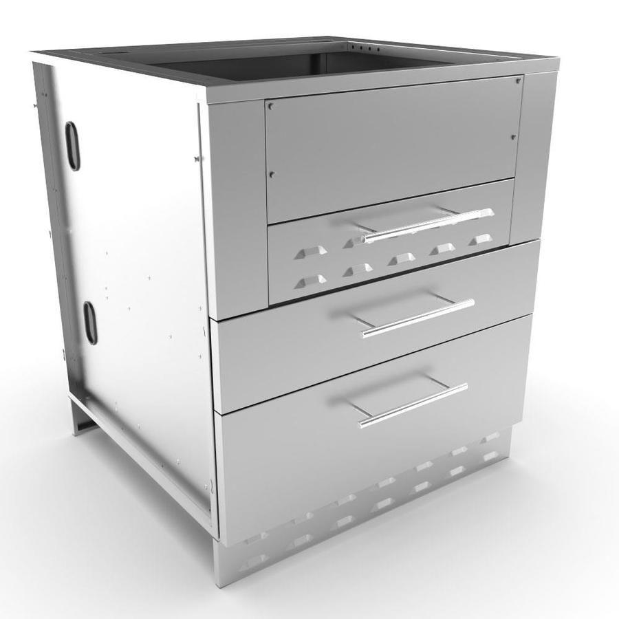 Sunstone Modular Outdoor Kitchen Designer Series Modular Cabinet Lowes Com In 2021 Modular Outdoor Kitchens Modular Cabinets Base Cabinets