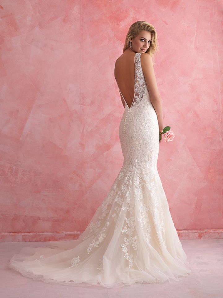 Allure Romance 2807, available at Pence and Panache Bridal Boutique ...