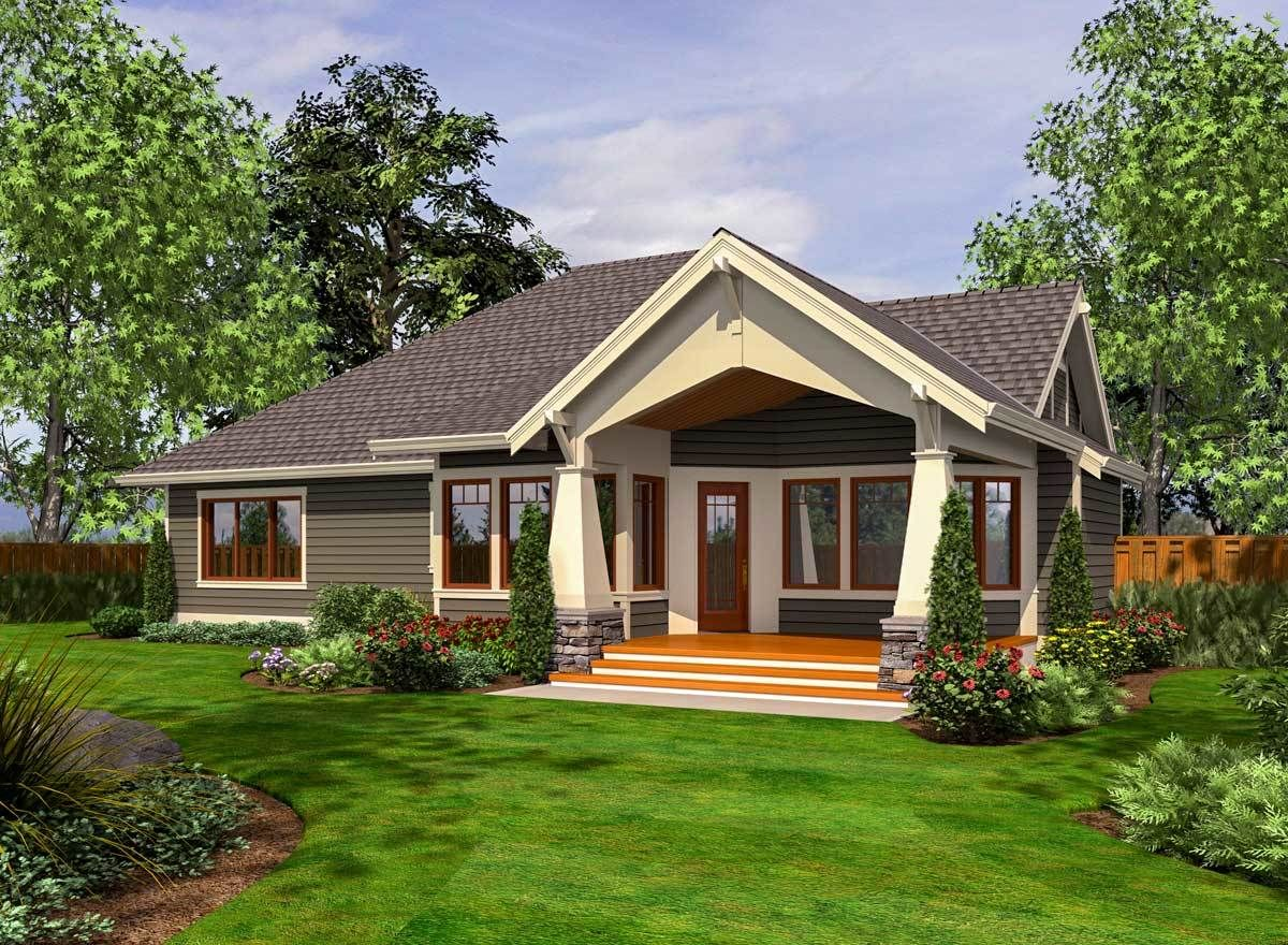 1800 sq ft Plan 23385JD Awesome Outdoor