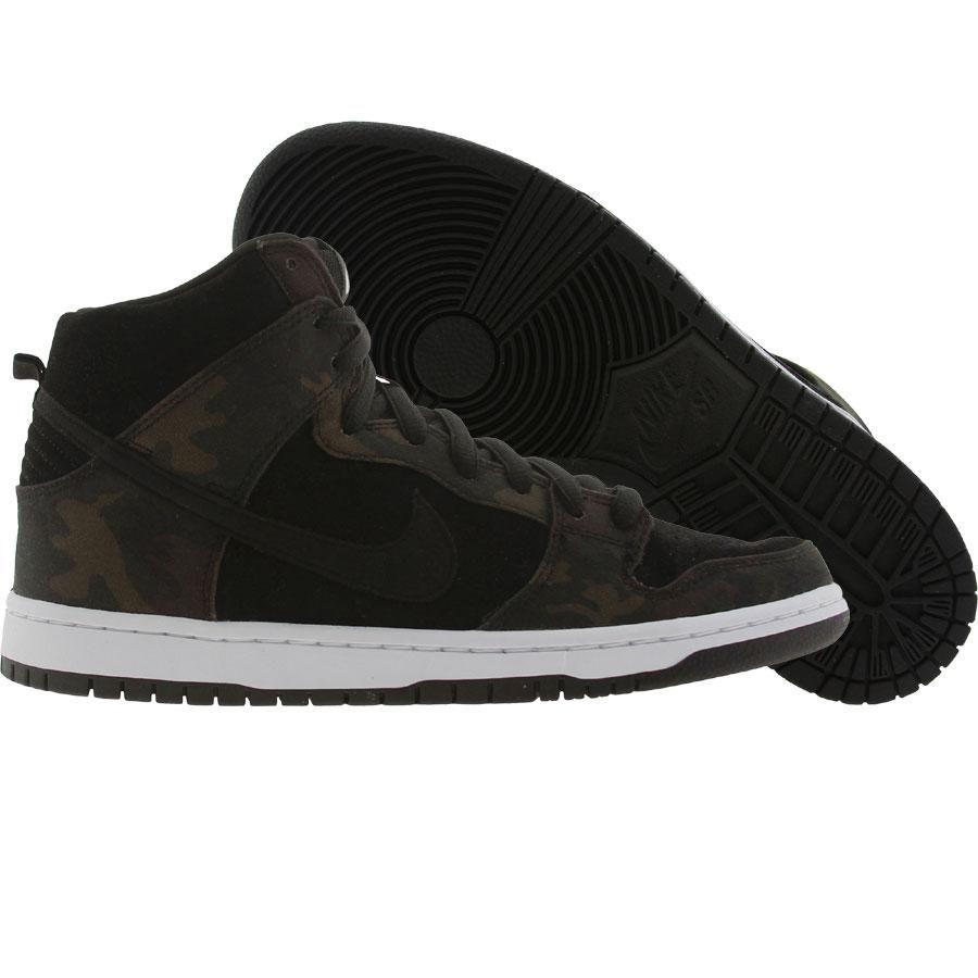 promo code 8368b 680f5 Nike Dunk High Pro SB - Iguana Camo (iguana  black) 305050-205 - 109.99