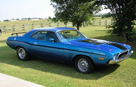 Dodge Challenger : 1973