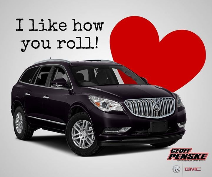 Happy Valentines Day To All Of Our Customers And Staff Penskebuickgmc Buick Gmc