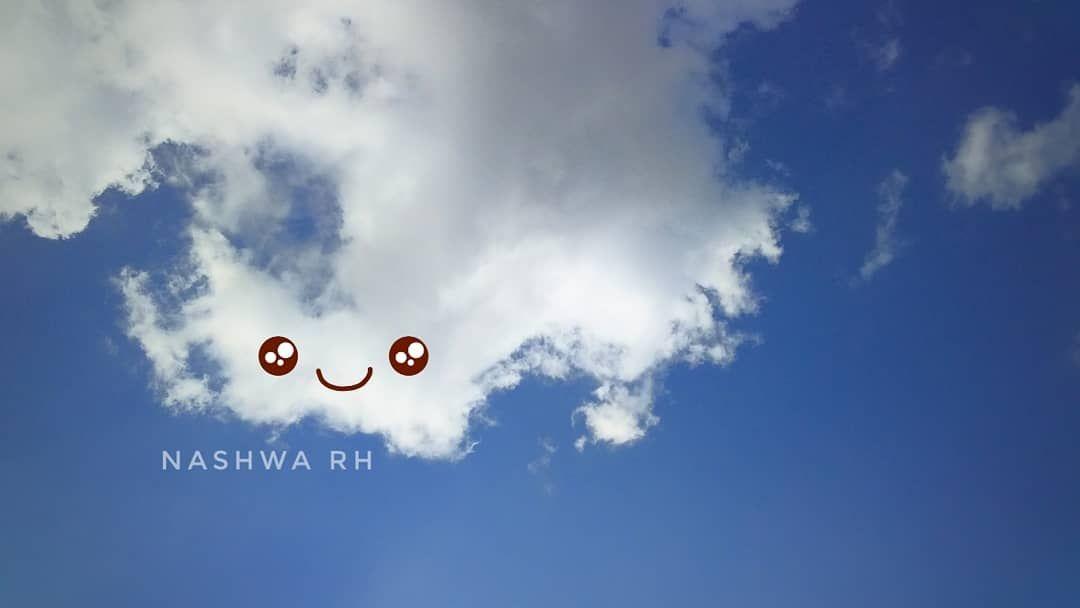 كميت الكياته في الصورة سماء سحب سماء صافية كيوت ازرق ابيض غيوم Sky Skyisblue Clouds Cute Blue White Instagram Sky Clouds