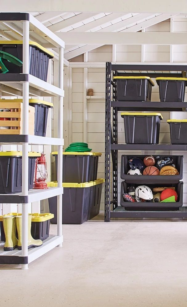 Garage Storage Ideas For Your Inspiration Layout closet  Garage Storage Id