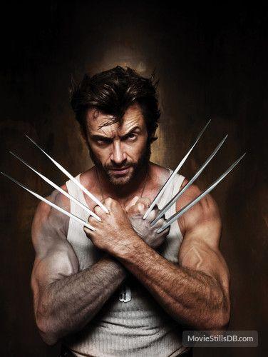 X Men Origins Wolverine Promo Shot Of Hugh Jackman Wolverine Hugh Jackman Wolverine Marvel Hugh Jackman