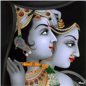 Radha And Krishna Hd Wallpapers With Black Background For Desktop And Mobile Base Wallpaper Lord Krishna Images Radhe Krishna Wallpapers Krishna Radha Painting
