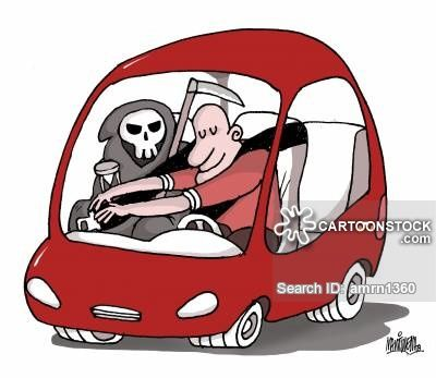 Driving Safety Cartoons And Comics Safety Cartoon Driving Safety Safety Pictures