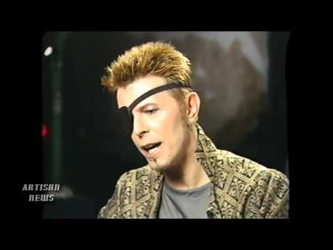 DAVID BOWIE DEAD AT 69 - YouTube