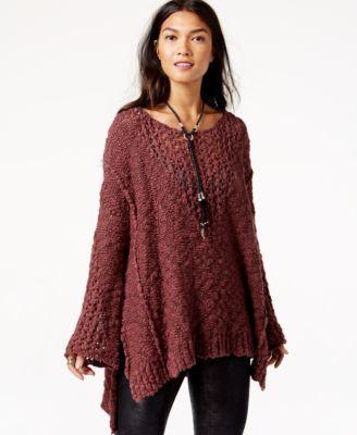 Free People Pretty Pointelle Sweater
