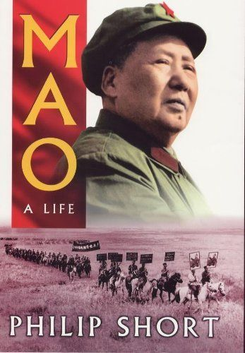 Mao: A Life by Philip Short. This fascinating biography holds the key to a real understanding of Mao's motivations. Mao was a colossal figure, great within his century, and in Chinese terms launching a new cycle of history. Tracing his life from a peasant upbringing, to his struggle for power, through to his role beyond the grave, the power struggle that followed his death in 1976 and his posthumous role as a secular deity.