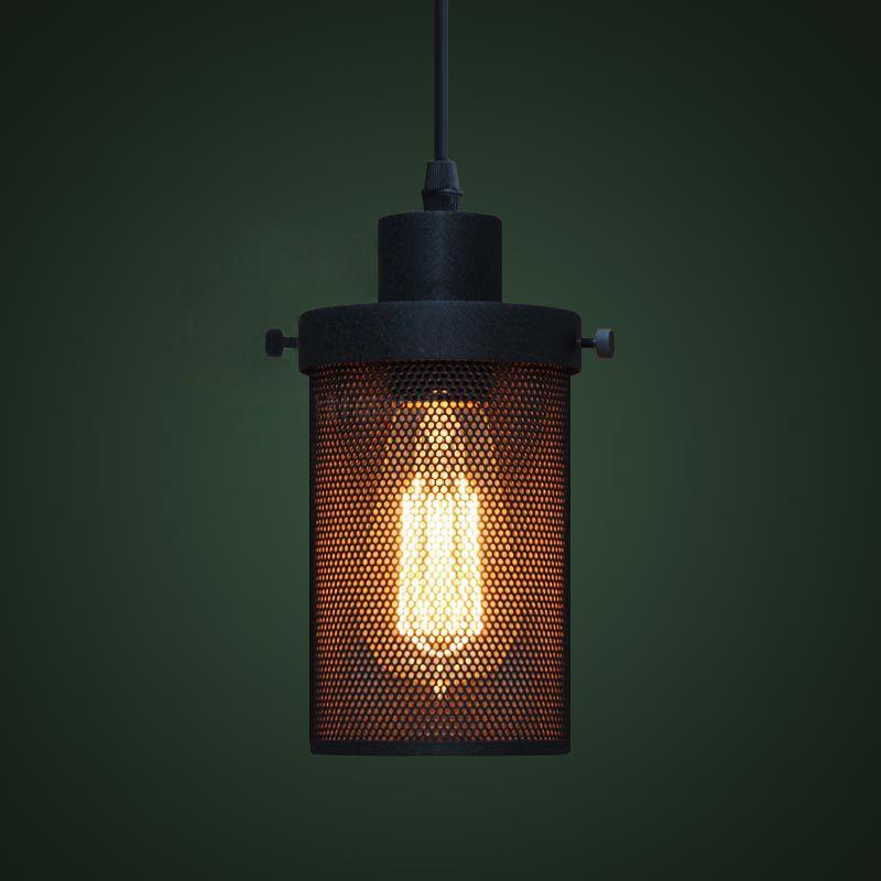 Belle fer originalité artistique Pendant Light   lampe   luminaire - lustre pour salle a manger