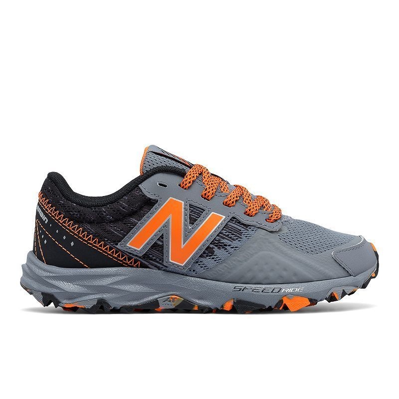f34516f63d706e New Balance 690 v2 Boys  Trail Running Shoes