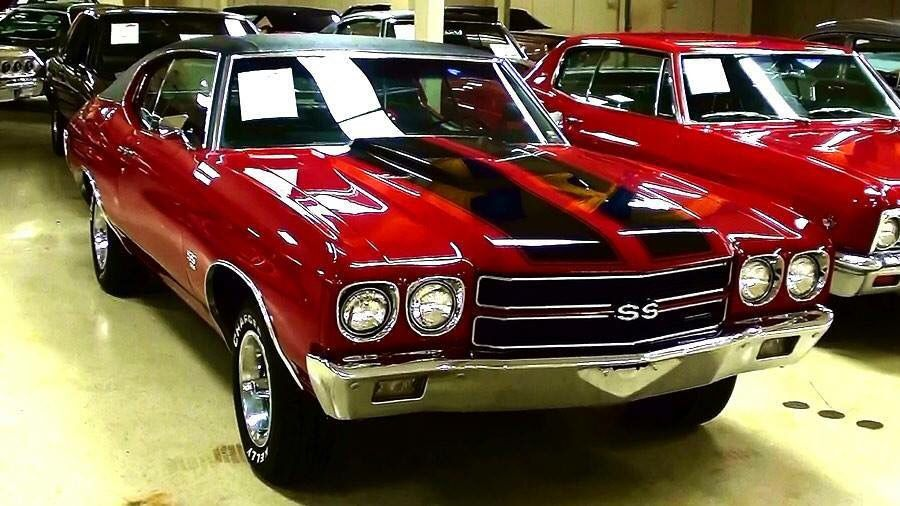 70 Chevelle SS 454