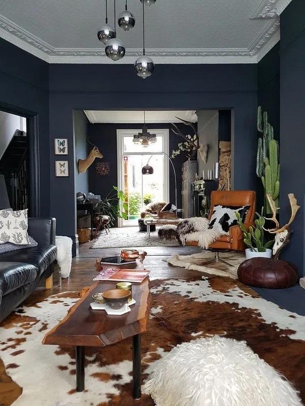 106 gorgeous grey living room ideas 22 in 2020   dark living rooms, black living room, modern