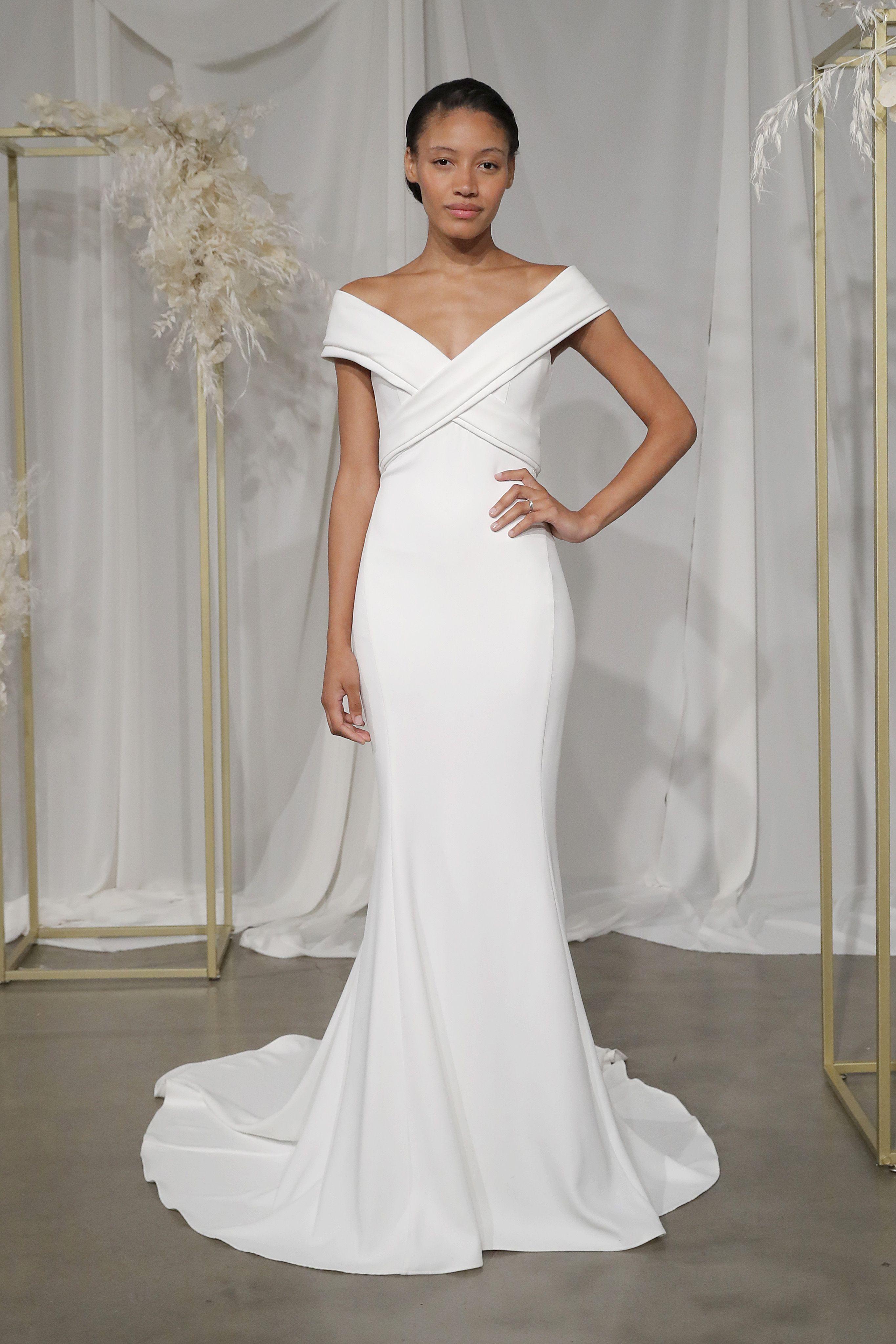 Shiri By Nouvelle Amsale Amsale Bridal Amsale Wedding Dress Bridal Gowns Mermaid