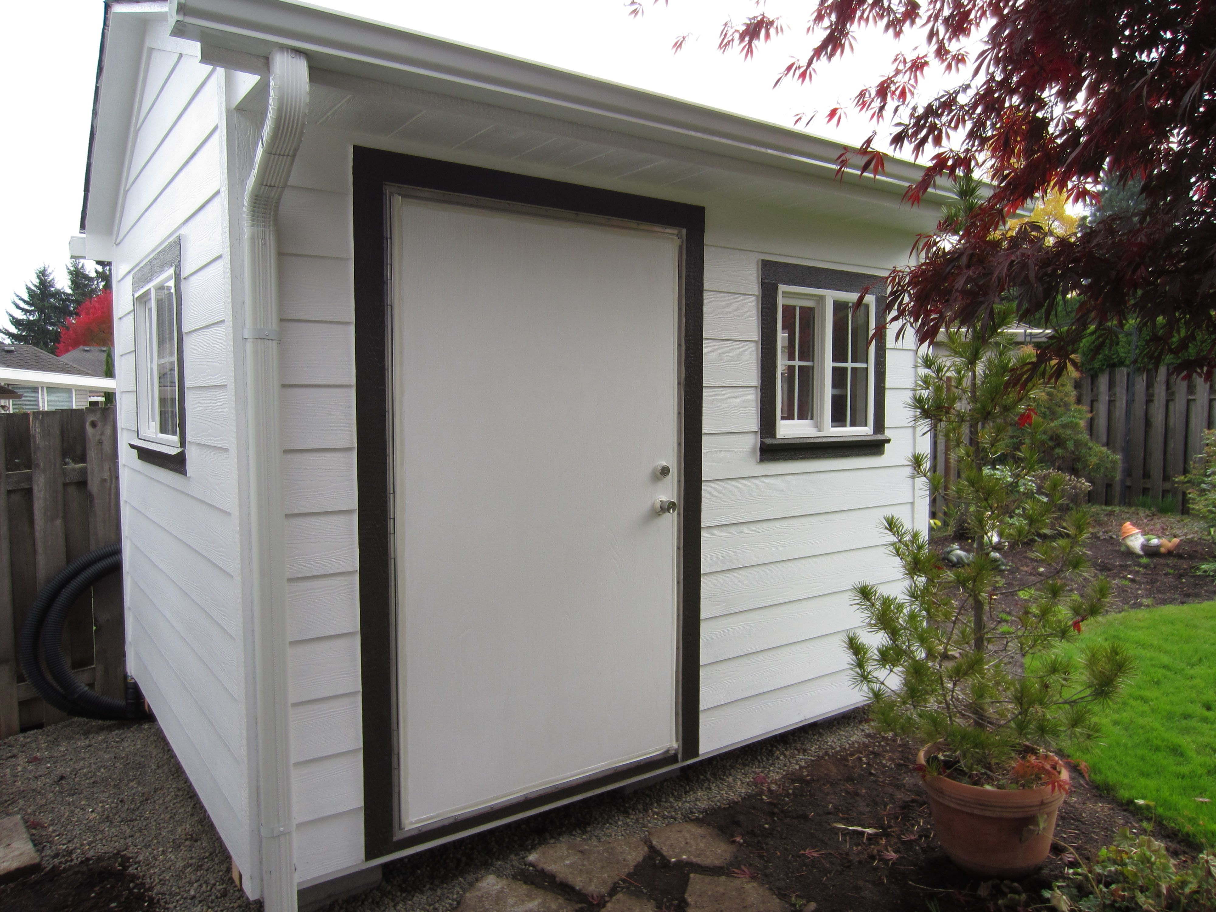 Storage Garden Shed Playhouse Craft Room Mother In Law