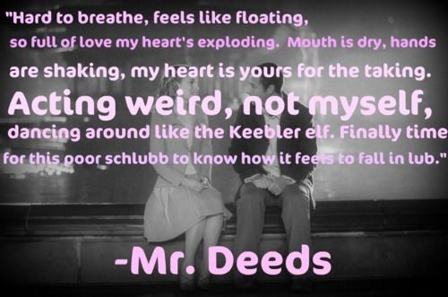 Mr deeds the greatest love poem favorite movies pinterest mr deeds the greatest love poem m4hsunfo