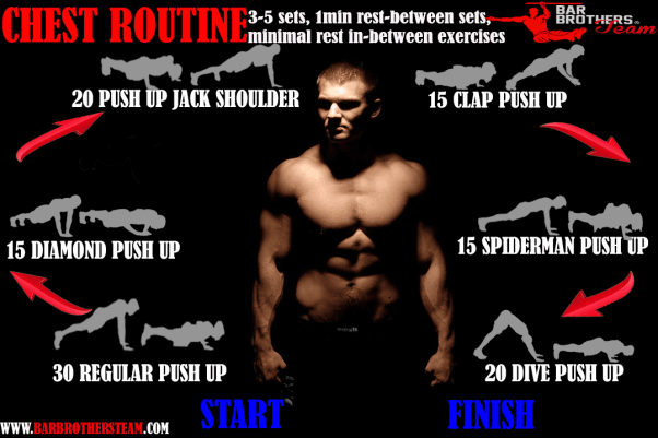 Bar Brothers Workout Routine Picture Gallery   ImageFiesta.com | Things To  Try | Pinterest | Bar Brothers Workout, Routine And Workout